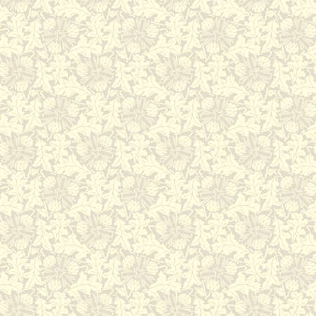 pattern vector: Vector Abstract Elegance Seamless pattern with floral background