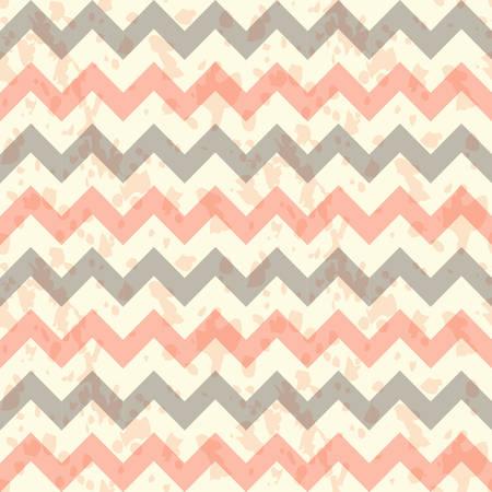 çuval bezi: vector Seamless chevron pattern on linen turquoise canvas background. Vintage rustic burlap zigzag