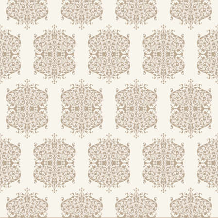 nature backgrounds: Vector Floral vintage rustic seamless pattern. Background can be used for wallpaper, fills, web page, surface textures.