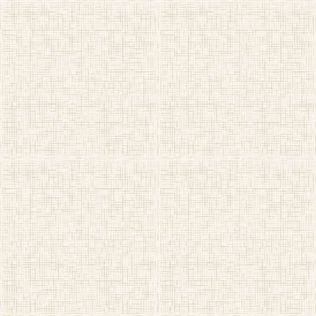 Vector Seamless texture of canvas. Fabric background