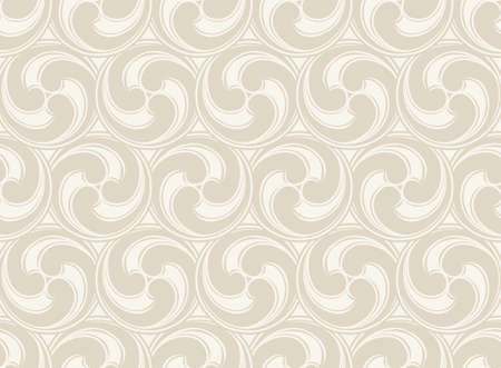 curtain background: Seamless Vector geometric pattern. Beige  texture background.