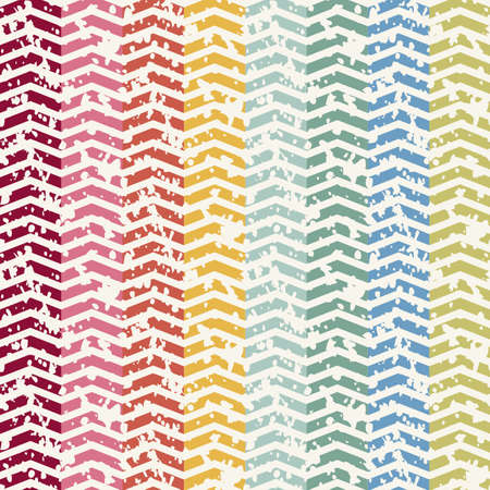 chevron pattern: vector retro vintage popular zigzag chevron pattern