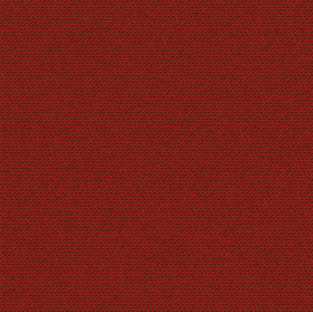 Vector Fabric texture. Canvas textile background. Red Seamless pattern 矢量图像