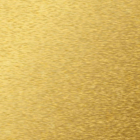 gold metal: Vector Gold metal texture. Abstract square background.