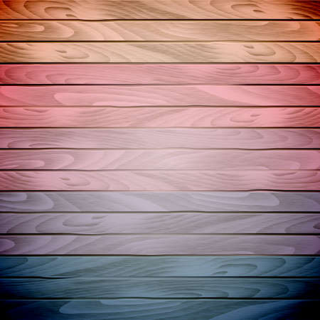 ombre: Vector ombre colorful wood backgrounds. Illustration