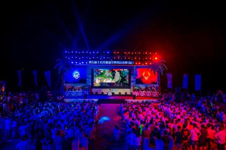 June 3, 2018:King of the city, decisive battle against Hainan, Sai Nan District final, Haikou