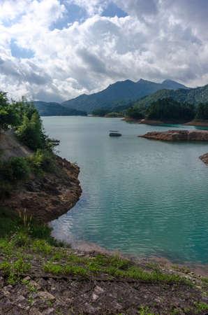 Xian Jia Dong reservoir