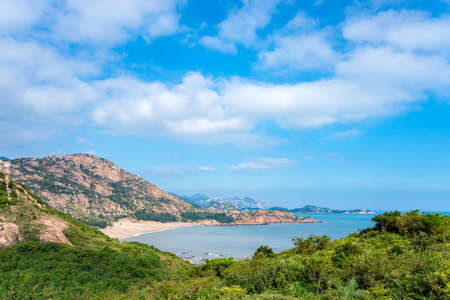 Scenery of Xiatang Bay, Taishan, Jiangmen City, Guangdong Province
