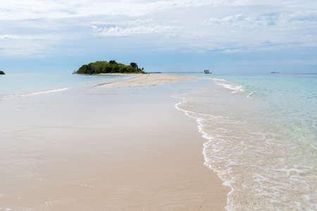 Semporna scenery in Tawau, Malaysia