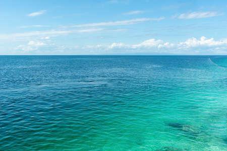 Bang Bang Island sea view Stock Photo