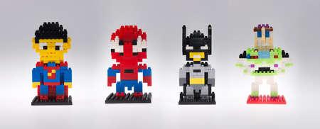 spiderman: toys set, super hero,