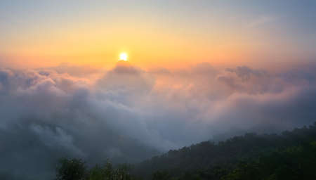 stratus: ้heaven sea of clouds