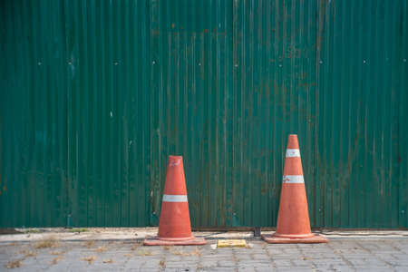 traffic cone: Texture traffic cone