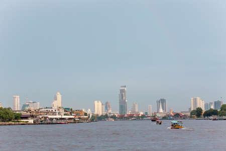 chao: Chao Phraya River Bangkok Thailand