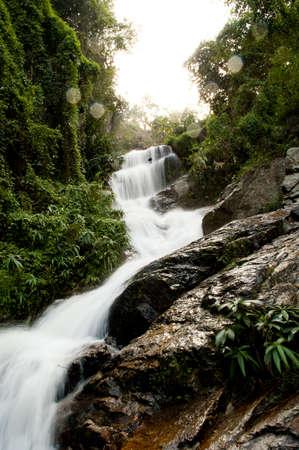 Huay Kaew Waterfall Chiang Mai Thailand