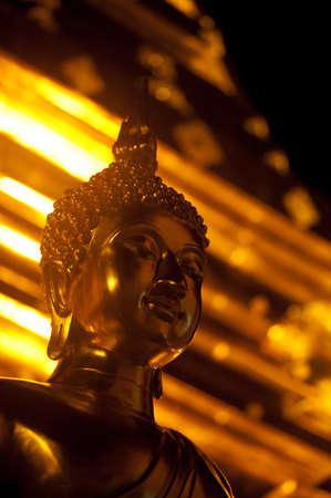 Buddha statue Doi Suthep thailand