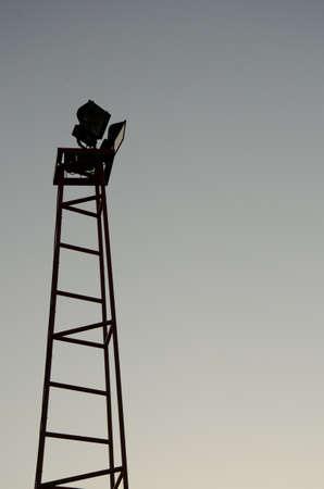 Sport llight tower