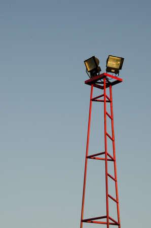 Sport light tower photo