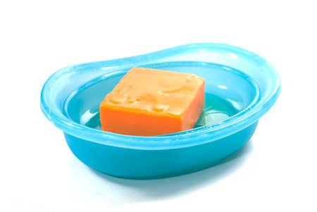 bar soap Stock Photo