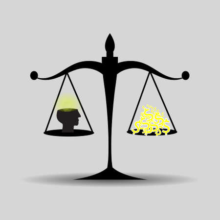 justice scales: