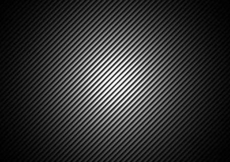 black lines: Vector : Abstract metal texture line with vignette background