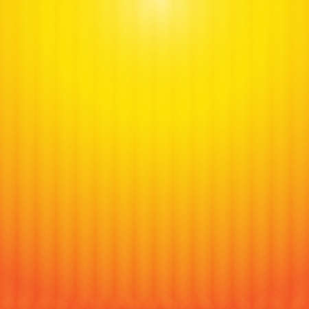 Vector Abstract Square Rows On Orange Yellow Background