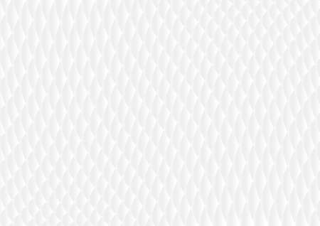 Vector : Abstract white and gray square texture on white background Reklamní fotografie - 140646108