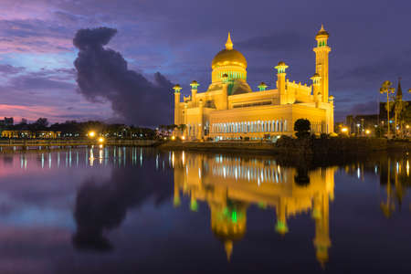Sultan Omar Ali Saifuddien Mosque is an Islamic mosque located in Bandar Seri Begawan, the capital of the Sultanate of Brunei. Considered as one of the most beautiful mosques in the Asia Pacific, it is a place of worship for the Muslim community, a major