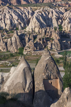 gore: Cappadocia, This photo was shot from Cappadocia which located in the center of Turkey. Cappadocia is an ancient region of Anatolia. The landscape is so beautiful and rich of history.
