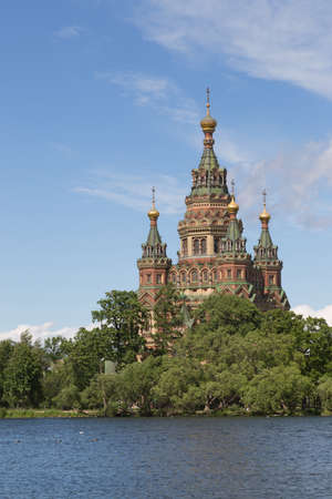 petergof: Petergof is a  in Petrodvortsovy District of the federal city of St. Petersburg,