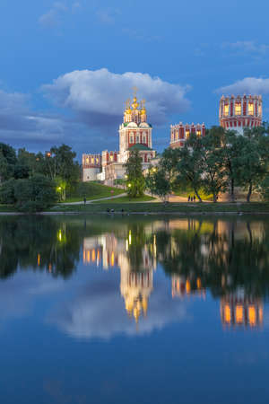 convent: The Novodevichy Convent,