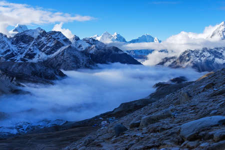 Everest Base Camp or EBC is one of the most popular trekking route in Nepal and the world. The 360 degree stunning view along the route.