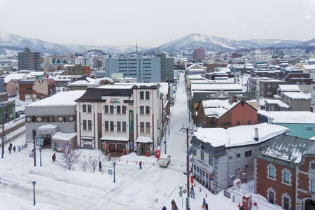 Otaru is a small harbor city, about half an hour northwest of Sapporo by train. Its beautifully preserved canal area and interesting herring mansions make Otaru a pleasant day trip from Sapporo or a nice stop en route to or from Niseko or the Shakotan Pen