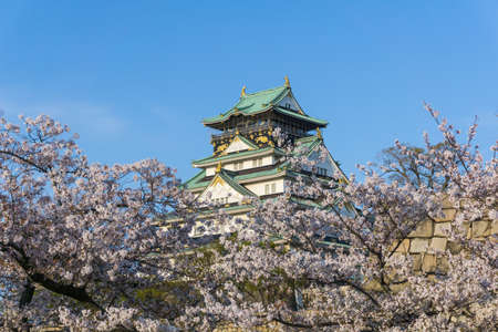 The Osaka castle is one of Japan's most famous landmarks in Japan when originally built in the 1580s, this castle has an observation platform with city views and a history museum.