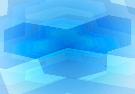 fondos: blue background illustration Stock Photo