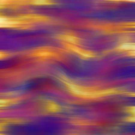 exemplar: purple golden waves  brush strokes background illustration