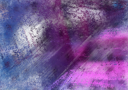 pink blue ink splatter background illustration