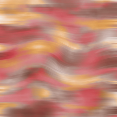 contortion: grey red waves  brush strokes background