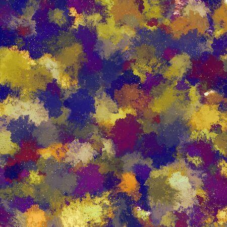 azul marino: azul marino fondo amarillo Ilustración de Gore