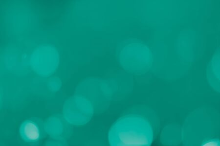 abstract bokeh background teal color Фото со стока