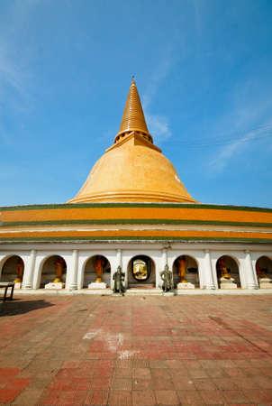 nakhon pathom: Nakhon Pathom Landmark