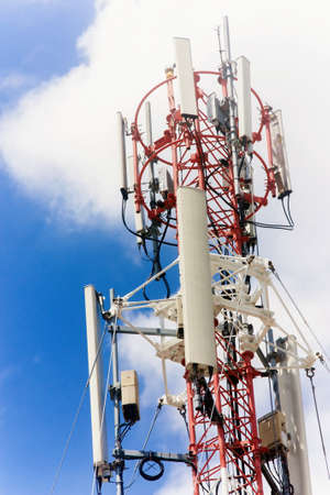 telecom: The antenna signal Telecom