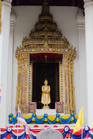 Wat Naphramaru in Ayuttyaya , Thailand photo
