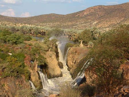 idylle: epupa falls