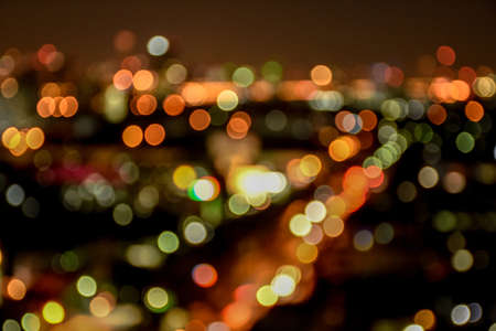 Abstract Blurred Light and bokeh Background,defocus Stok Fotoğraf