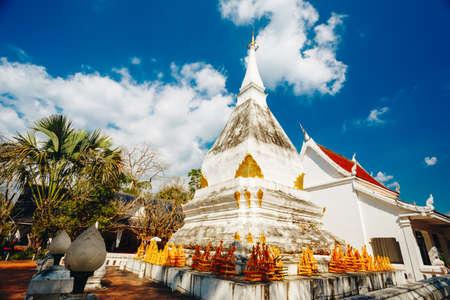 Phra That Si Song Rak Loei Thailand