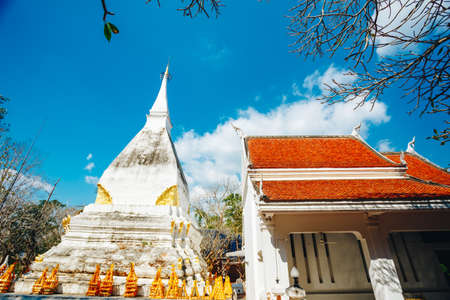Phra That Si Song Rak Loei Thailand