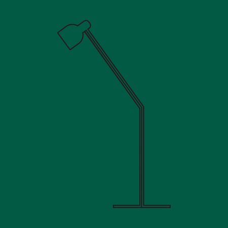 lampshade: Icon of outline Lamp. Modern outline lampshade. Lamp icons for interior. Isolated vector lamp. Light lamp equipmants. Interior elements. Vector outline lampshade. Isplated lamp shades icons
