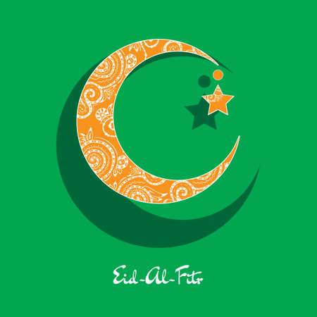 Fantastic Traditional Eid Al-Fitr Decorations - 41063733-crescent-moon-decorated-with-zentangle-for-muslim-community-festival-eid-al-fitr-mubarak-  Best Photo Reference_983632 .jpg?ver\u003d6