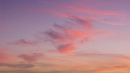 Beautiful abstract background with bright colorful clouds.